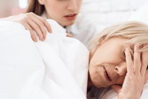 dementia patients tips to improving sleep better at night
